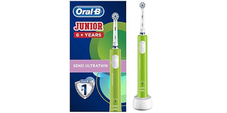 Oral-B Junior children's toothbrush